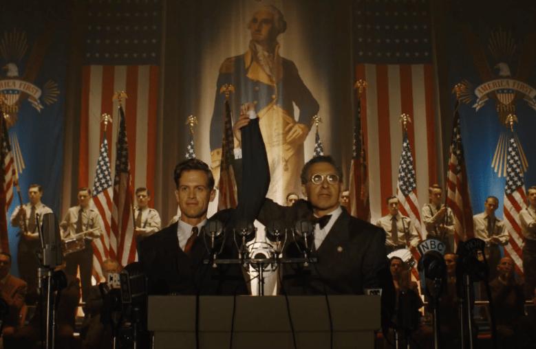 "John Turturro and Ben Cole in ""The Plot Against America"""