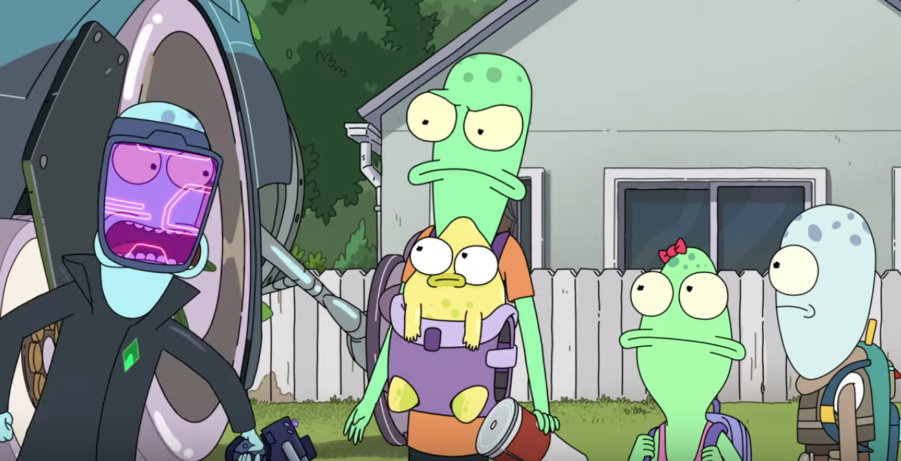'Solar Opposites' First Trailer: 'Rick and Morty' and 'The Simpsons' Had an Alien Baby