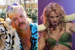 'Tiger King' Fans Go Crazy Over Connection Between Netflix Series and Britney Spears