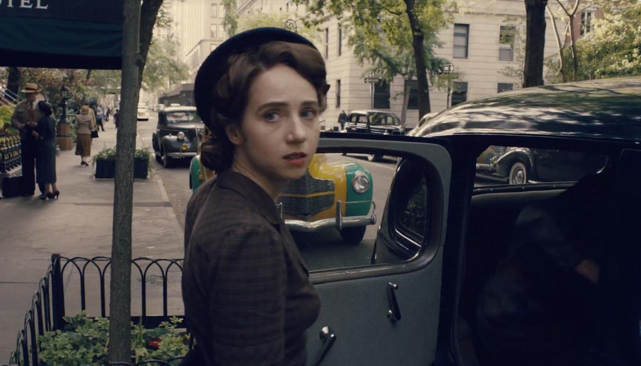 "Zoe Kazan in ""The Plot Against America"""