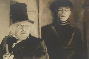 Dozens of 100-Year-Old Photos From the Making of 'Dr. Caligari' Go Up For Auction