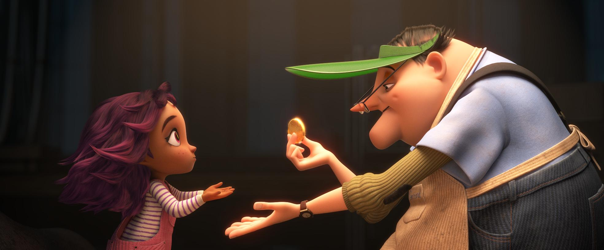 DreamWorks Animated Short, 'To: Gerard,' to Premiere at the Tribeca Film Festival