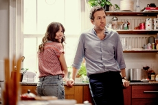 "Esther Smith and Rafe Spall in ""Trying"" Apple TV+"