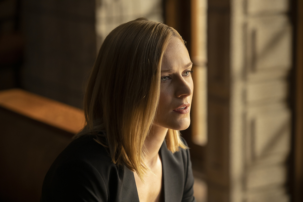 Westworld Season 3 Episode 3 Evan Rachel Wood