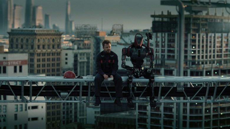 Westworld Season 3 Caleb George