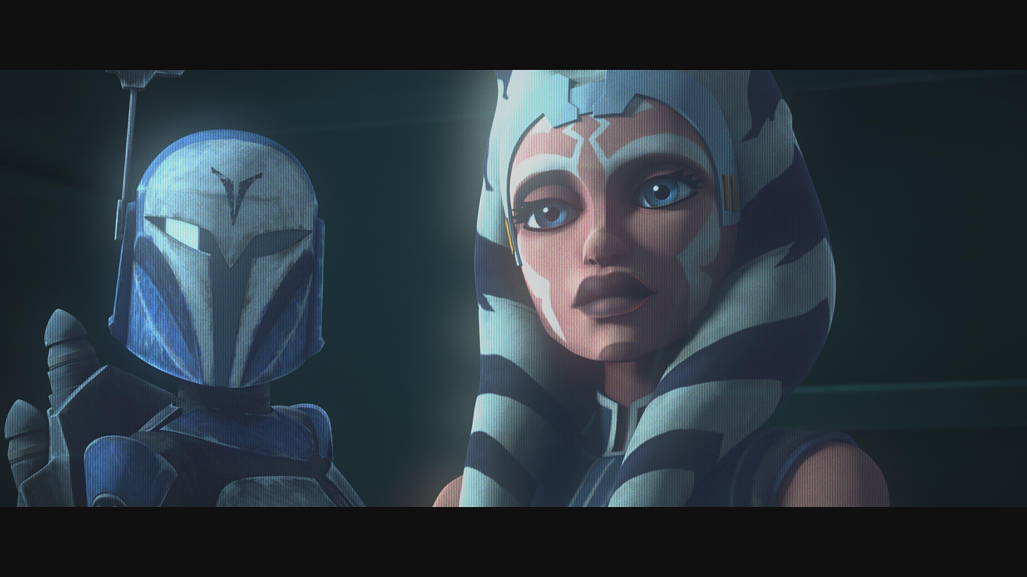 Star Wars Ahsoka Cartoon