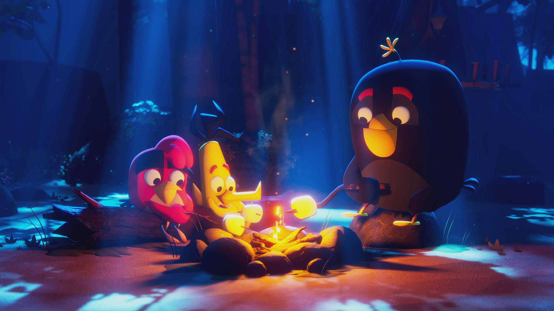 Angry Birds Summer Madness Sets Netflix Release Date In 2021
