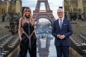Tim Gunn and Heidi Klum Took That Big Amazon Money and Ran with It