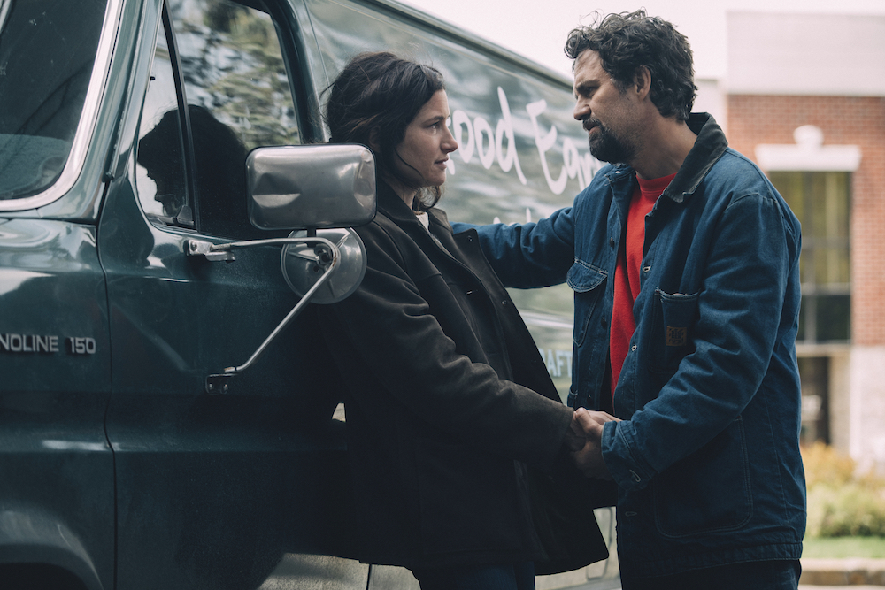 "Kathryn Hahn and Mark Ruffalo in ""I Know This Much Is True"""