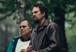 "Mark Ruffalo and Mark Ruffalo in ""I Know This Much Is True"" HBO"