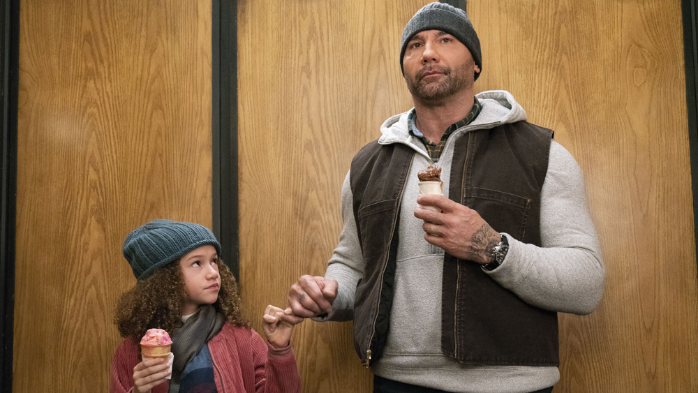 My Spy' Review: Dave Bautista's Requisite Cute Kid Movie Is ...
