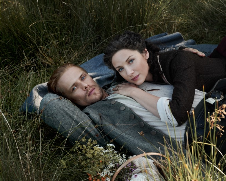 Outlander Season 5 Key Art and Marketing Shoot - Sep 17-21 2019