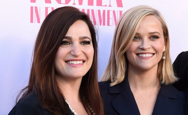 Lauren Neustadter and Reese Witherspoon