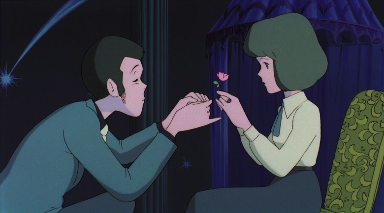 Editorial use only. No book cover usage.Mandatory Credit: Photo by Tms/Kobal/Shutterstock (5871778c)The Lupin III - Castle Of Cagliostro (1979)The Lupin III - Castle Of Cagliostro - 1979Director: Hayao MiyazakiTmsJAPANAnimationLupin The Third / Rupan Sansei - Kariosutoro No Shiro