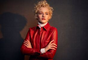 "Julia Garner poses for a portrait to promote the film ""The Assistant"" at the Music Lodge during the Sundance Film Festival, in Park City, Utah2020 Sundance Film Festival - ""The Assistant"" Portrait Session, Park City, USA - 26 Jan 2020"