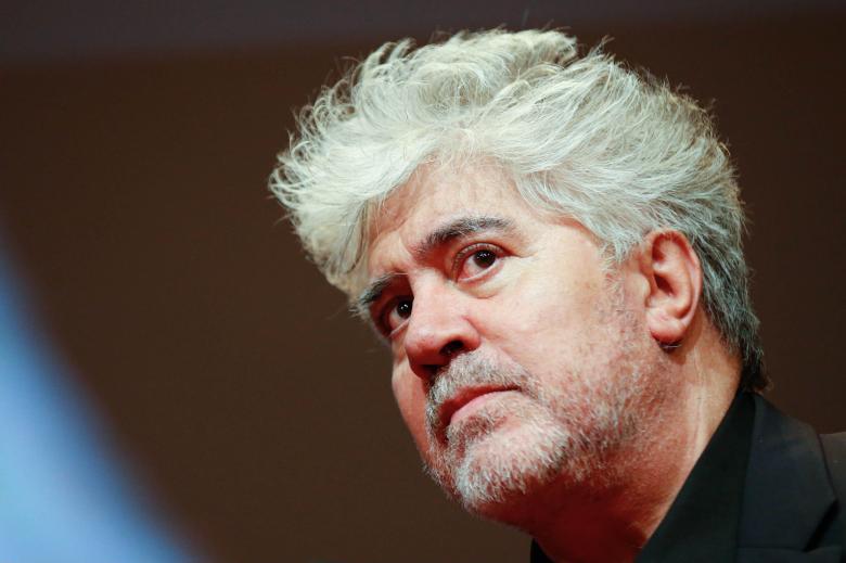Pedro AlmodovarPedro Almodovar awarded the Lumiere Prize at the Lumiere Festival, Lyon, France - 17 Oct 2014