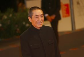 Zhang Yimou poses for photographers at the premiere of the film 'Shadow' at the 75th edition of the Venice Film Festival in Venice, ItalyFilm Festival 2018 Shadow Red Carpet, Venice, Italy - 06 Sep 2018