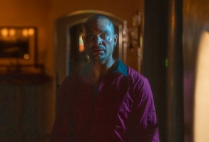 Michael Mando as Nacho Varga - Better Call Saul _ Season 5, Episode 10 - Photo Credit: Greg Lewis/AMC/Sony Pictures Television