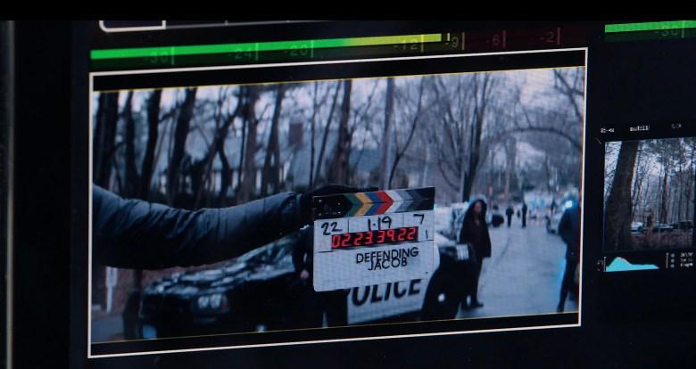 """Defending Jacob"": Chris Evans and Michelle"