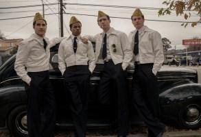 Darren Criss, Jeremy Pope, David Corenswet, Jake Picking