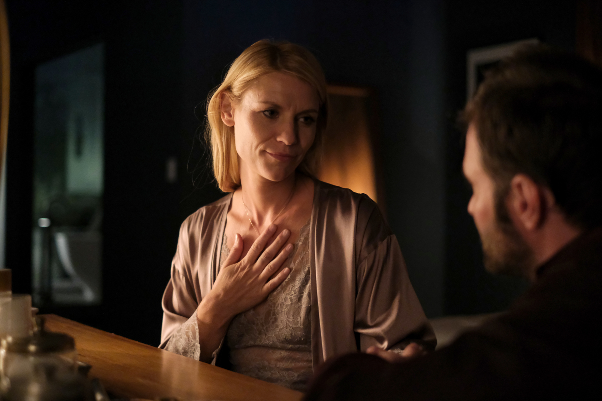 Homeland Season 8 Episode 12 Series Finale Claire Danes