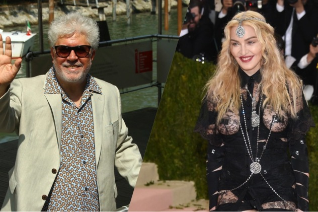 Pedro Almodóvar Recalls a Scandalous Dinner With Madonna In His Latest Quarantine Essay