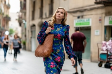 Killing Eve Season 3 Jodie Comer as Villanelle - Killing Eve _ Season 3 - Photo Credit: Des Willie/BBCA