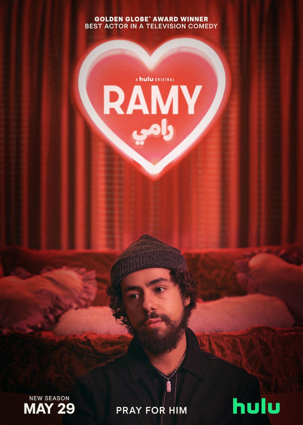 """Ramy"" Season 2 poster key art"