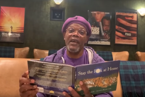 Listen to Samuel L. Jackson When He Tells You 'Motherf*ckers' to Social Distance — Watch