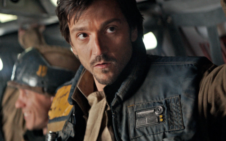 "Diego Luna in ""Rogue One"""