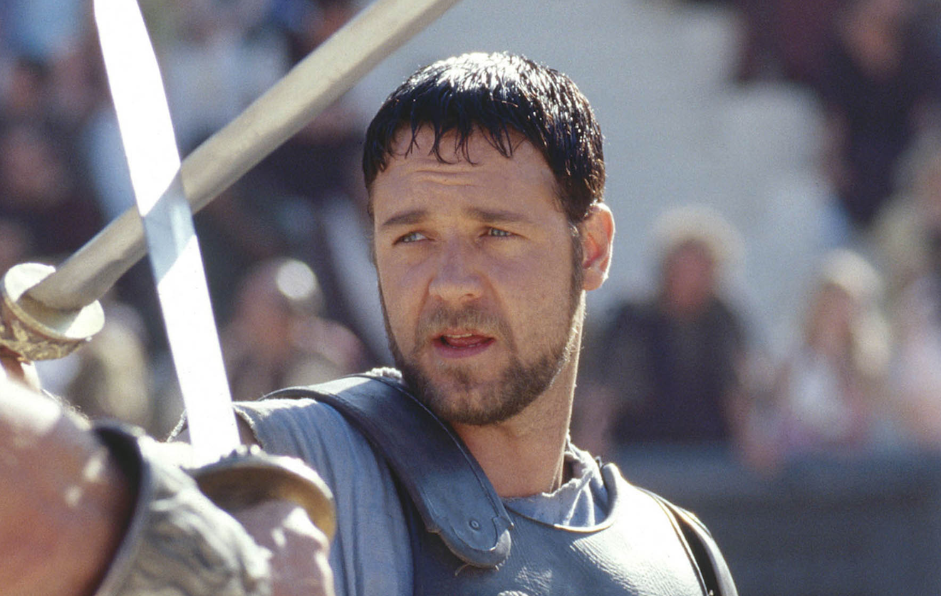 russell crowe gladiator sequel