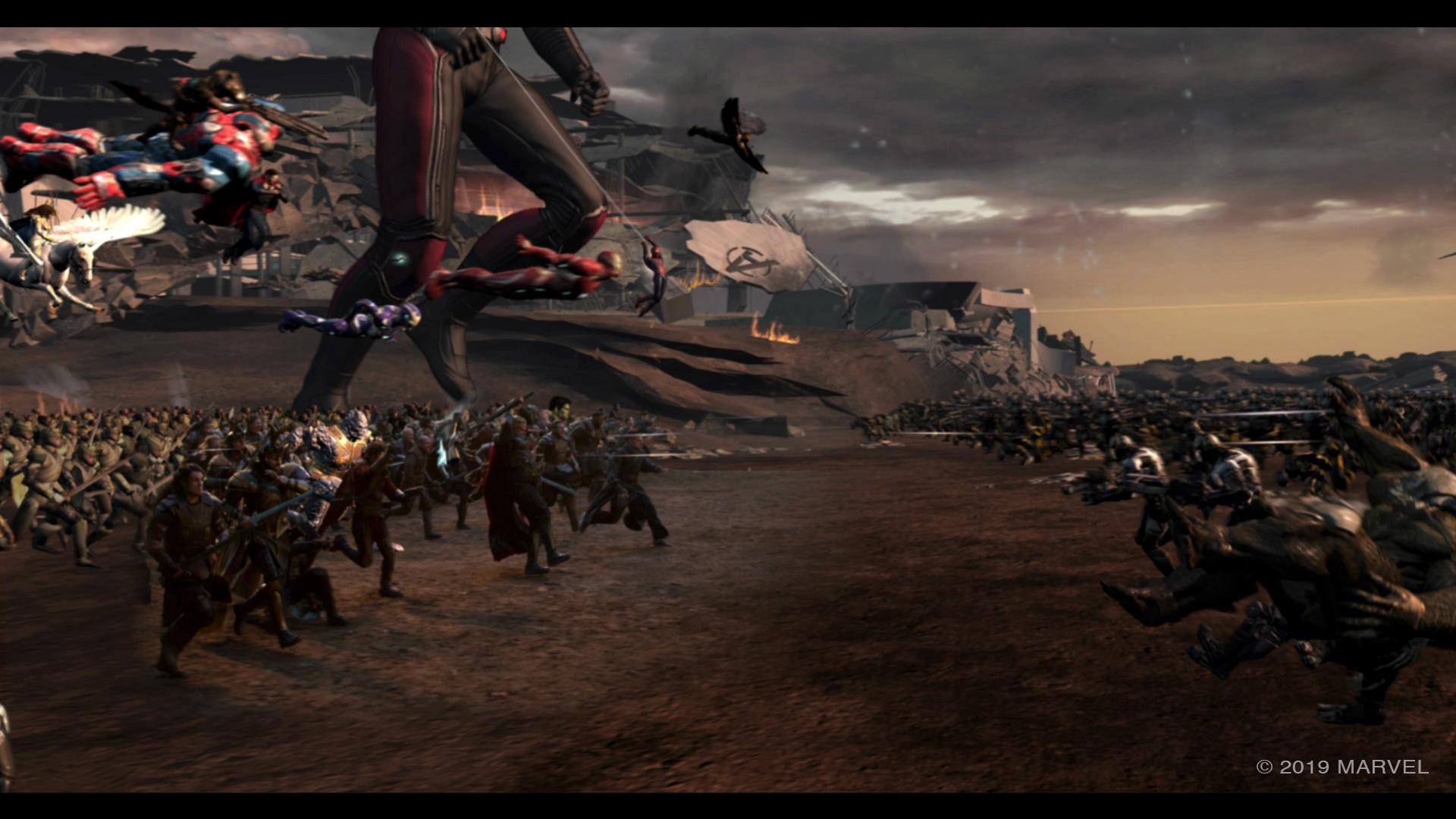 """The Third Floor """"Avengers: Endgame"""""""
