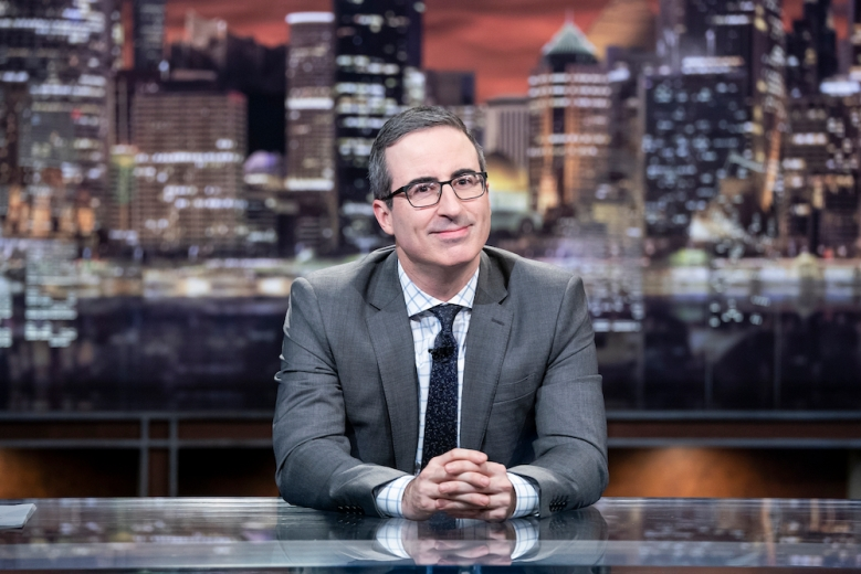 """Last Week Tonight with John Oliver"" 2020 John Oliver"
