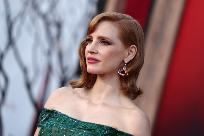 Jessica Chastain'It Chapter Two' film premiere, Arrivals, Regency Village Theatre, Los Angeles, USA - 26 Aug 2019