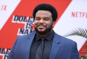 Craig Robinson'Dolemite Is My Name' film premiere, Arrivals, Regency Village Theatre, Los Angeles, USA - 28 Sep 2019