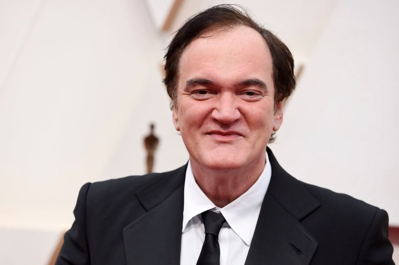 Quentin Tarantino arrives at the Oscars, at the Dolby Theatre in Los Angeles92nd Academy Awards - Arrivals, Los Angeles, USA - 09 Feb 2020