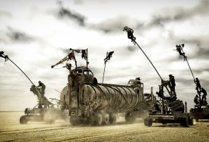 Editorial use only. No book cover usage.Mandatory Credit: Photo by Jasin Boland/Village Roadshow/Kobal/Shutterstock (5886126at)Mad Max - Fury Road (2015)Mad Max - Fury Road - 2015Director: George MillerVillage RoadshowAUSTRALIAScene StillAction/Adventure