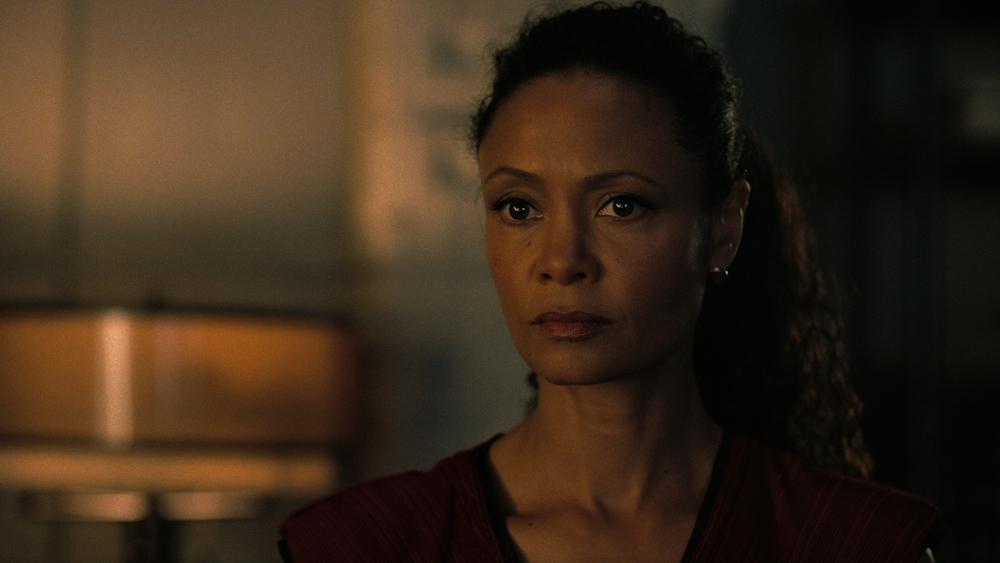 Westworld Season 3 Episode 4 Thandie Newton Maeve