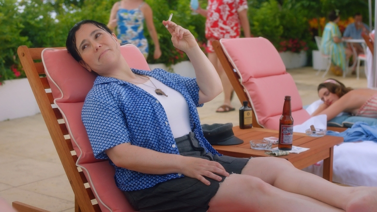 The Marvelous Mrs. Maisel Season 3 Alex Borstein