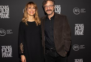 Lynn Shelton and Marc MaronTexas Film Awards, Austin, USA - 07 Mar 2019