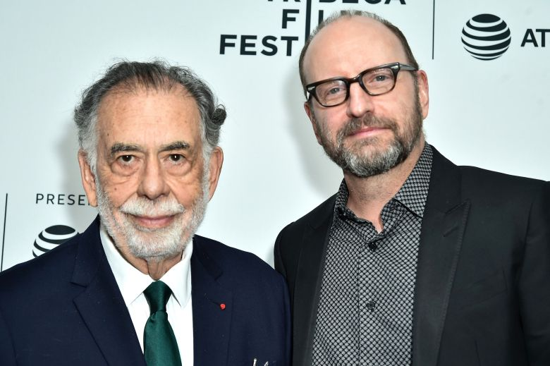Francis Coppola, Steven Soderbergh'Apocalypse Now' premiere and 40th Anniversary Final Cut, Tribeca Film Festival, New York, USA - 28 Apr 2019