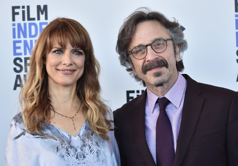 Lynn Shelton and Marc Maron35th Annual Film Independent Spirit Awards, Arrivals, Los Angeles, USA - 08 Feb 2020