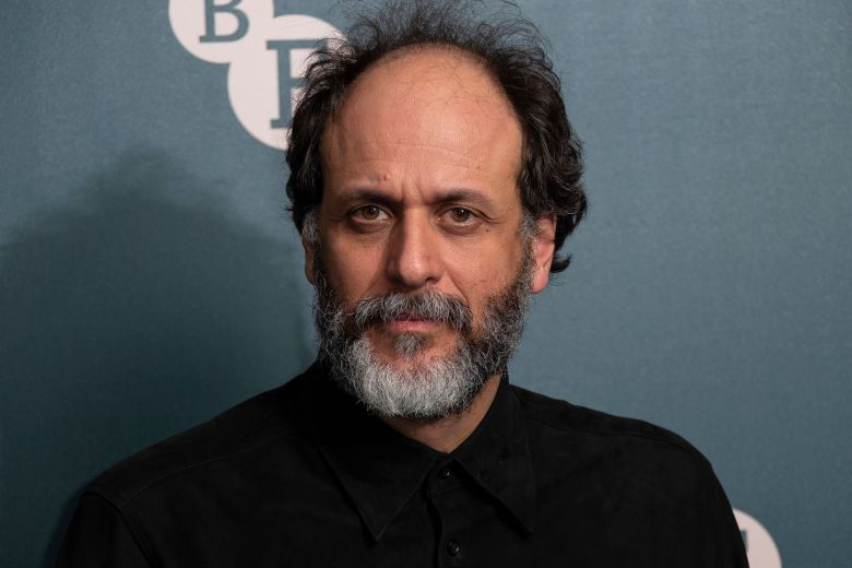 Luca Guadagnino poses for photographers upon arrival at the BFI Fellowship reception for actress Tilda Swinton at a central London hotelTilda Swinton BFI Fellowship, London, United Kingdom - 02 Mar 2020
