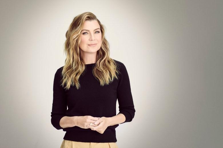 "GREY'S ANATOMY - ABC's ""Grey's Anatomy"" stars Ellen Pompeo as Meredith Grey. (ABC/Mike Rosenthal)"