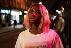 Programme Name: I May Destroy You - TX: 08/06/2020 - Episode: n/a (No. 1) - Picture Shows:  Arabella (MICHAELA COEL) - (C) Val Productions - Photographer: Natalie Seery