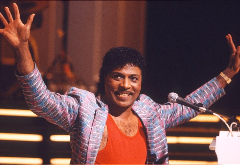LITTLE RICHARD ' SOUTH BANK SHOW ' 1986VARIOUS