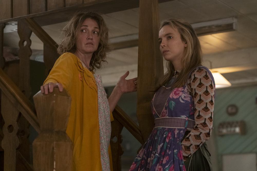 Kiling Eve Season 3 Episode 5 Jodie Comer Villanelle mom