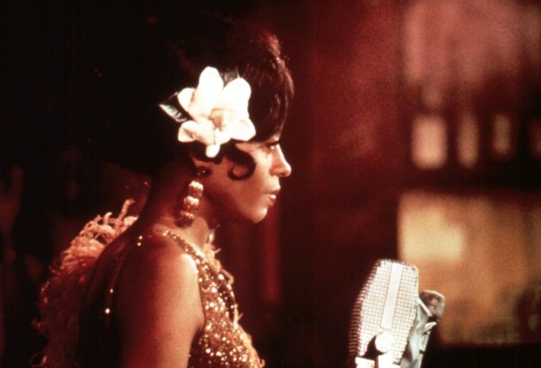 Editorial use only. No book cover usage.Mandatory Credit: Photo by Moviestore/Shutterstock (1577114a)Lady Sings The Blues, Diana RossFilm and Television