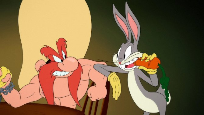 Looney Tunes Cartoons Hbo Max Features Bugs And The Gang Indiewire