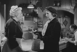Margaret Rutherford in 'Miss Marple'